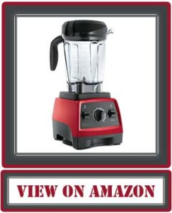 Vitamix 7500 Blender, Professional-Grade, 64 oz. Low-Profile Container, Red