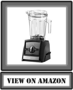 Vitamix A2500 Ascent Series Smart Blender, Professional-Grade, 64 oz. Low-Profile Container, Black (Certified Refurbished)