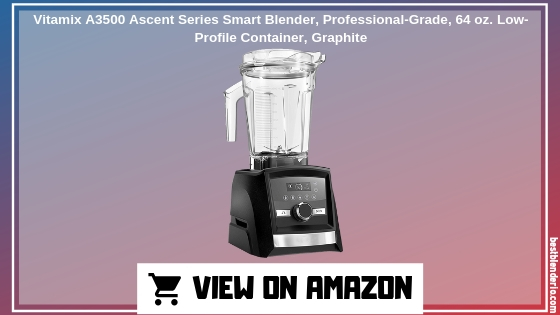 Vitamix A3500 Ascent Series Smart Blender